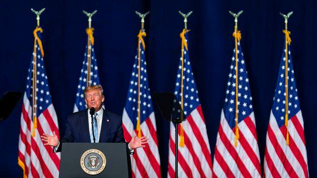 Donald Trump le 3 janvier