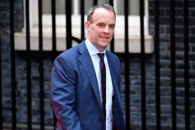 Raab Defends PM As Anger Mounts Over Luxury Break During Iran Crisis