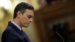 Sánchez fracasa en la primera votación de investidura y se prepara para ganar el