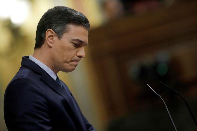 Sánchez en el Congreso este
