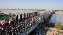 Marea umana in Iran al corteo funebre per
