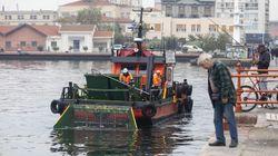 Περισσότερα από 800 κιλά απορριμμάτων «ψαρεύτηκαν» από τον