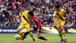 32.000 personas asisten al Athletic-Barça femenino