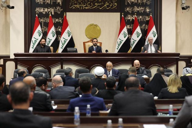 Iraqi MPs Call On Government To Expel Foreign Troops