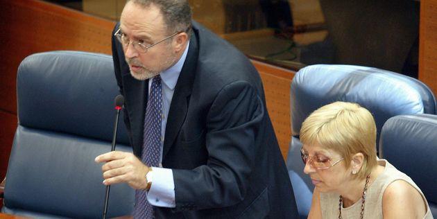 Eduardo Tamayo y María Teresa