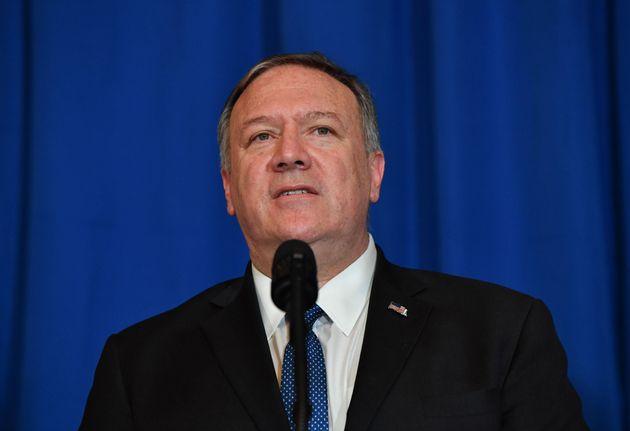 Πομπέο: Οι ΗΠΑ θα σεβαστούν το διεθνές