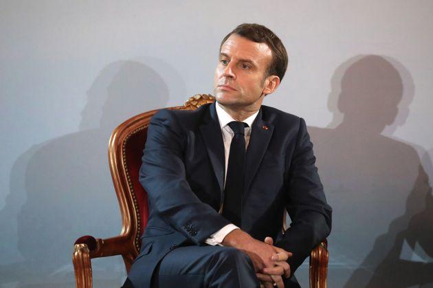 Emmanuel Macron craint que des opérations iraniennes au Moyen-Orient aggravent la situation dans...