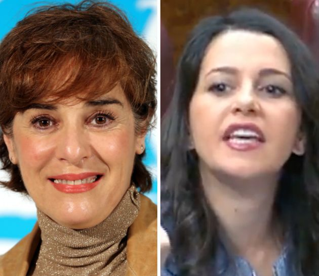 Anabel Alonso e Inés