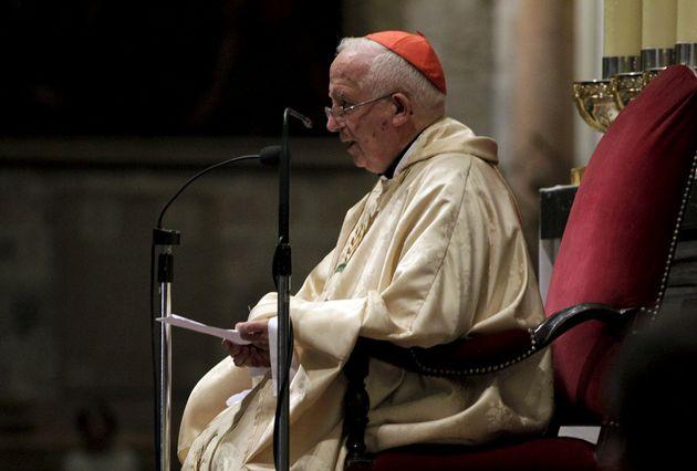 Imagen de archivo del cardenal Antonio