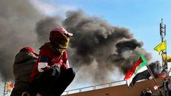 Deux roquettes s'abattent près de l'ambassade américaine à