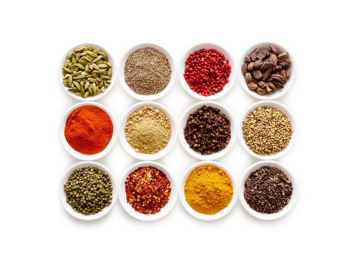 Buy spices as you go to build up your own personal spice rack.