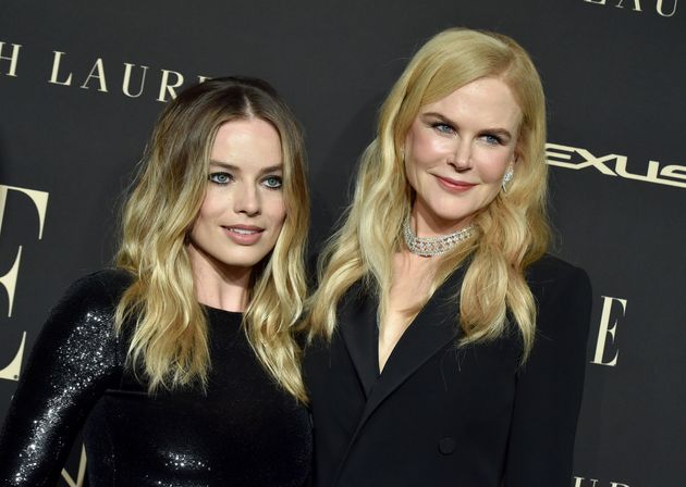 Margot's Bombshell co-star Nicole Kidman pledged a $500,000 donation on behalf of her family to...