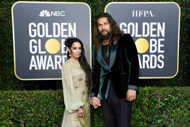 Golden Globes 2020: Yes, Jason Momoa Was Wearing A Vest At The Black-Tie Event