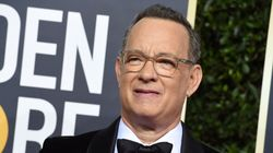 Tom Hanks Wasn't Afraid To Cry At The Golden