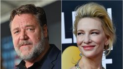 Russell Crowe, Cate Blanchett And More Address Australia Fires At 2020 Golden