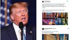 イランの名所をツイートする人が続出 トランプ大統領の「52カ所を攻撃」宣言で文化財破壊に懸念