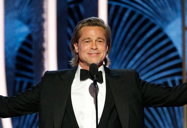 Golden Globes 2020: Brad Pitt rend hommage à Leonardo DiCaprio de la meilleure façon qui