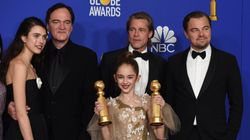 'Érase una vez en...Hollywood' y '1917',las grandes vencedoras de los Globos de