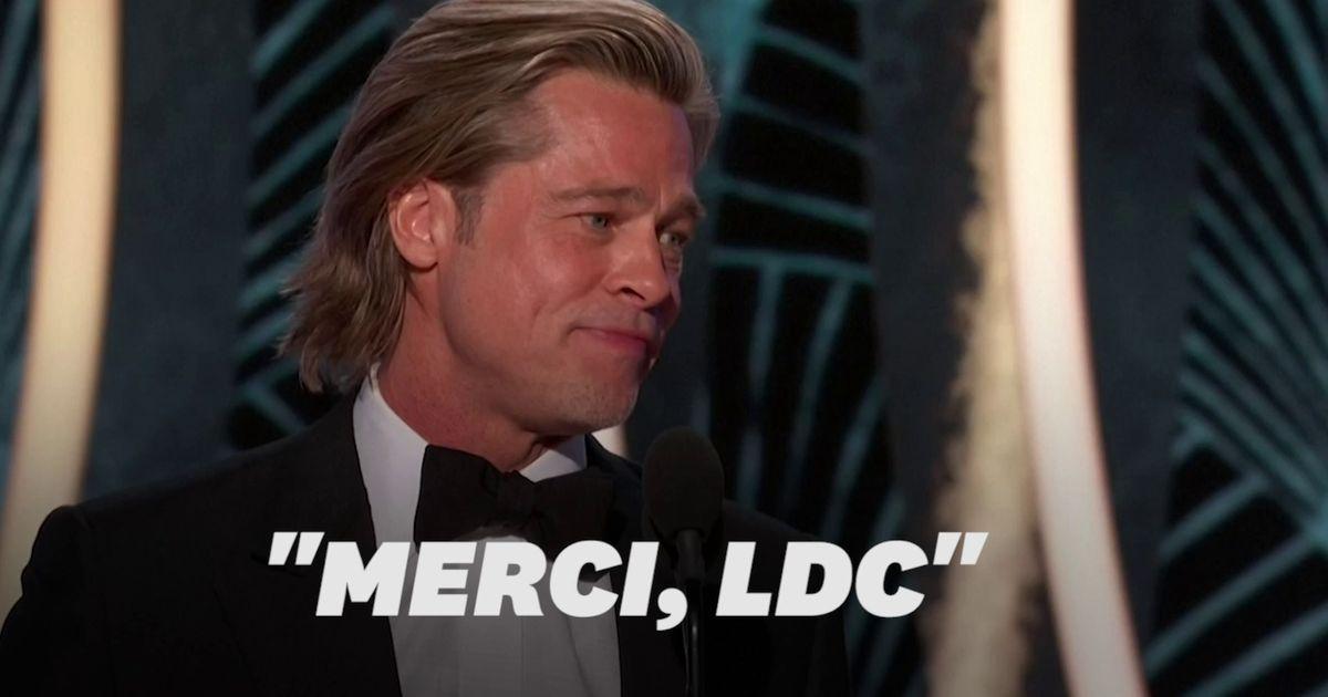 Golden Globes 2020: Brad Pitt, lui, aurait sauvé Jack dans