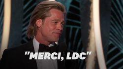 Brad Pitt, lui, aurait sauvé Jack dans