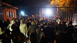 JNU Student Leaders Accuse Delhi Police Of Inaction, Two Hostel Wardens