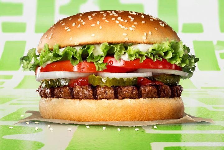 Burger King's Rebel Whopper