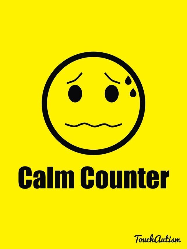 Calm Counter, Touch Autism, £2.99 available only from the App Store