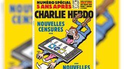 5 ans après l'attentat, Charlie Hebdo s'en prend aux