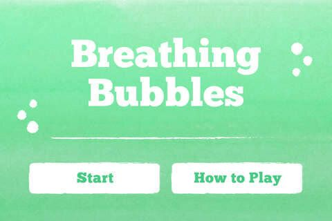 Breathing Bubbles, Momentous Institute, Free