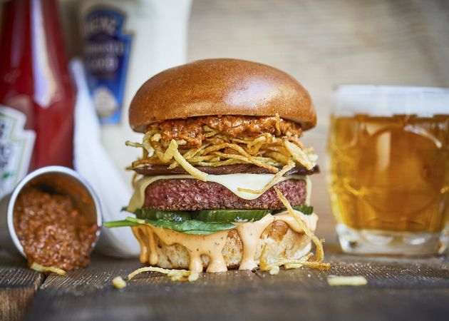Honests Bacon Plant Burger Is A Winner – And Thats From A Meat Eater