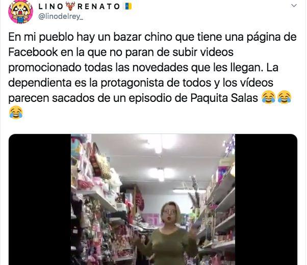 El vídeo viral de unas dependientas de un