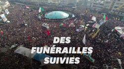 Une foule immense à Téhéran pour rendre hommage à