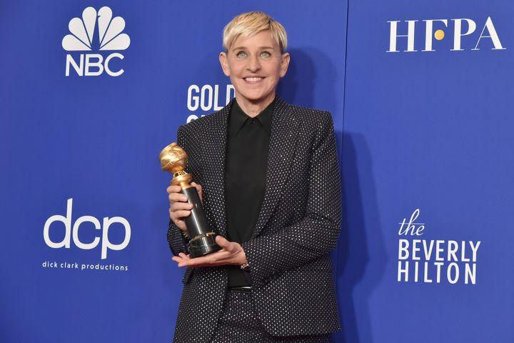 Ellen DeGeneres anime «The Ellen DeGeneres Show» depuis 2003.