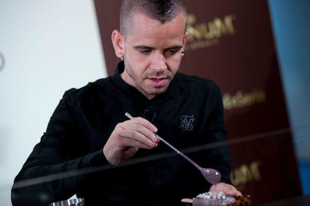 El cocinero Dabiz