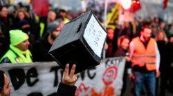 Une caisse de grève de la CGT dépasse les 2 millions