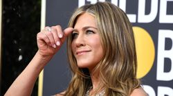 La réaction de Jennifer Aniston au Golden Globe de Brad Pitt vaut le