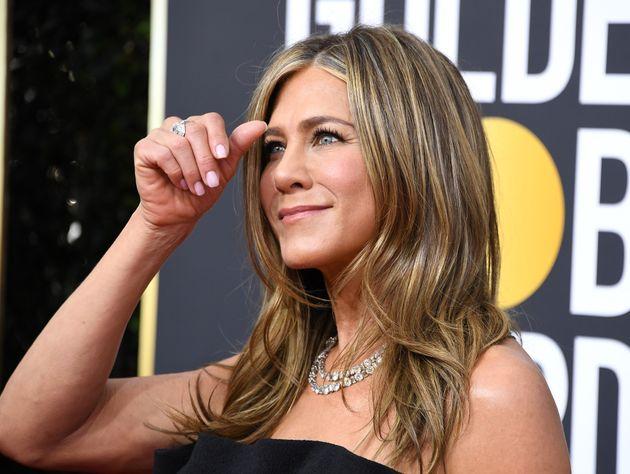 La réaction de Jennifer Aniston à la victoire de son ex-mari a fait beaucoup de bruit sur...