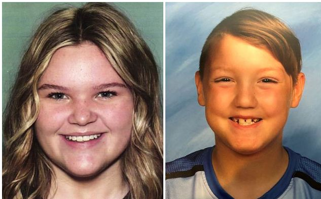 Tylee Ryan, 17, and Joshua (J.J.) Vallow, 7, have not been seen since late September.