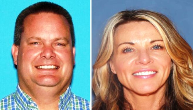 Chad Daybell and Lori Vallow are been described as uncooperative with authorities who are looking for Vallow's two missing ch