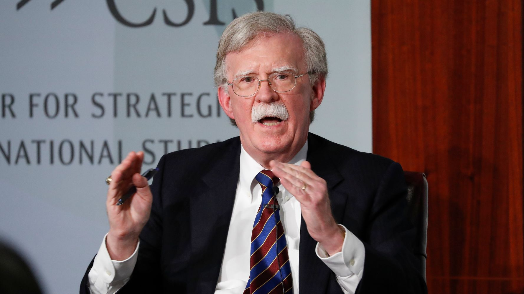 Westlake Legal Group 5e1368d22400009f245a5115 John Bolton Says He'd Testify In Trump's Impeachment Trial If Subpoenaed