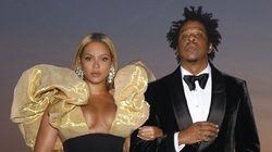 Beyoncé a apporté son propre champagne aux Golden