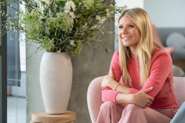 Gwyneth Paltrow's brand Goop is coming to Netflix.