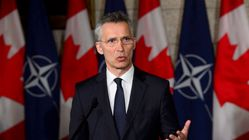 NATO Chief Suggests Canada-Led Mission In Iraq Will