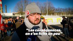 Plus rien ne sort de la seule raffinerie d'Île-de-France, bloquée contre la réforme des
