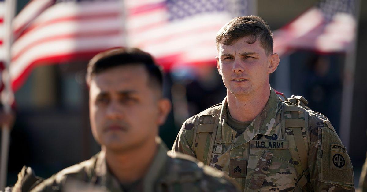 L'armée des États-Unis annonce à l'Irak qu'elle va se retirer - Le HuffPost
