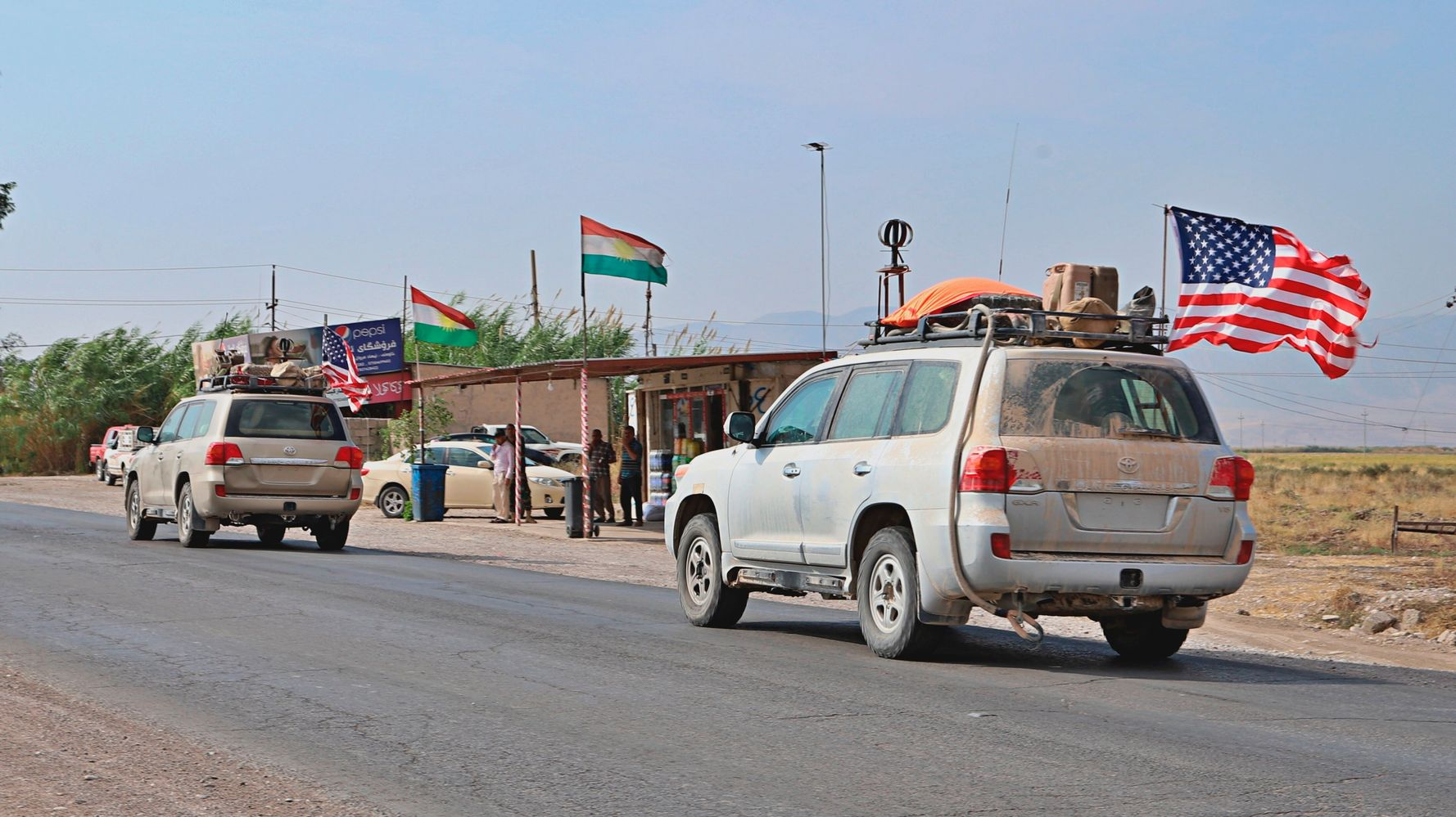 Westlake Legal Group 5e1395352500003b1998ff37 U.S. Military Says It Will Exit Iraq Following Iraqi Parliament Vote