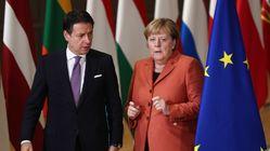 Conte si mette in asse con Merkel (di P.
