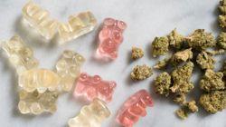 Produits comestibles: plus de risque de surdose pour les