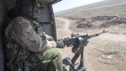 As NATO, U.S. Offer Contradictory Messages, Canadian Troops Hunker