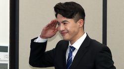 더불어민주당이 '청년소방관' 오영환씨를